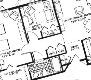 Floor plans at Sweetwood of Williamstown